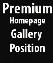 Get Your Premium Home Page Spot